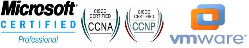 certify mcp ccna cnp vw